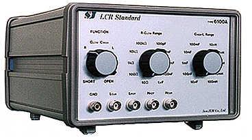 LCR Standard TYPE 6100A / 6100B