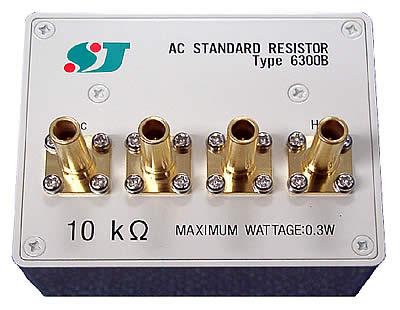 Type 6300B 4-Terminal AC Resistance