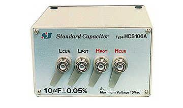 HCS Series 4-Terminal Standard Capacitance