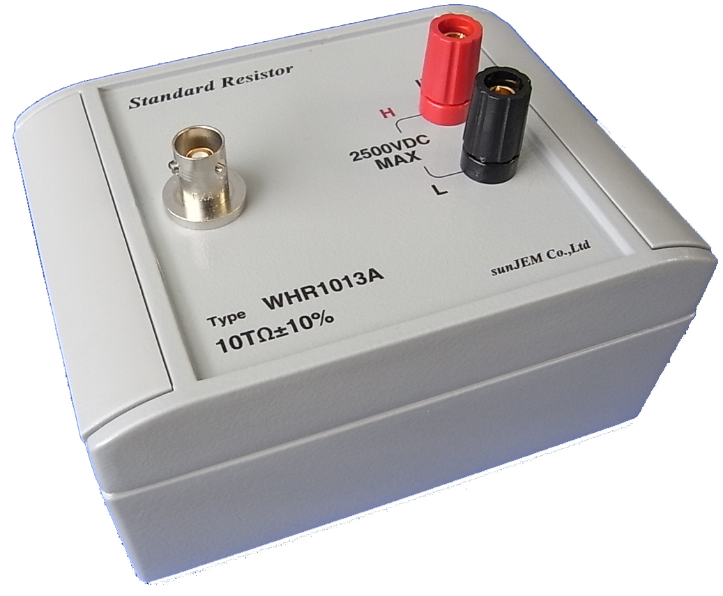 WHR Series High Resistance Standard