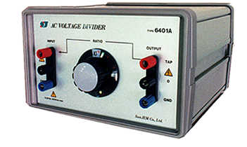 High Accuracy Voltage Divider TYPE 6401A