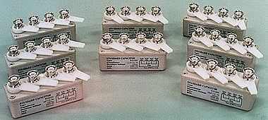4端子標準コンデンサWCSシリーズ