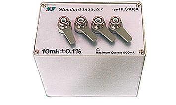 4端子標準インダクタHLSシリーズ(自己誘導器及び相互誘導器)