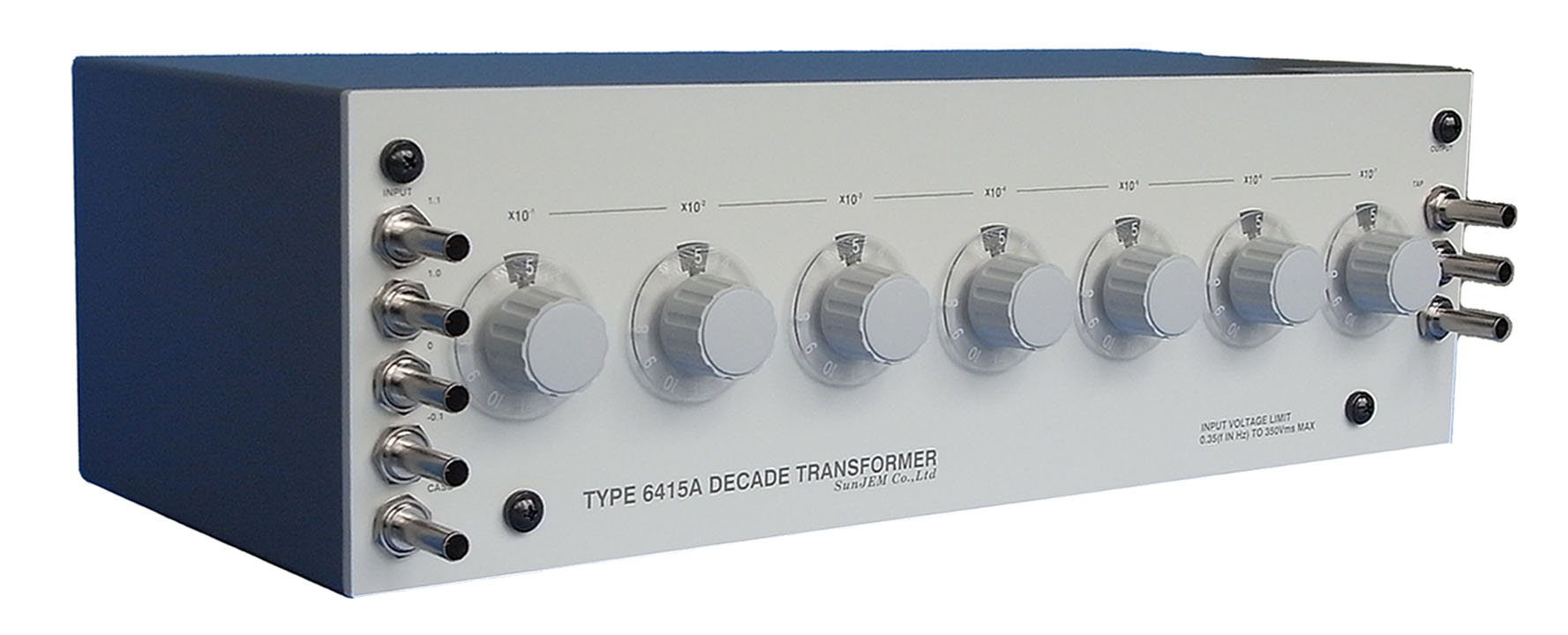 Decade Transformer(Inductive Voltage Divider) TYPE 6415A / 6425A